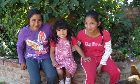 Bolivia Girls